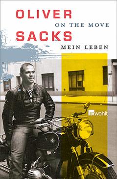 """Buchcover von """"On The Move"""" von Oliver Sacks"""