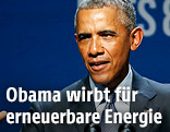 US Präsident Barack Obama