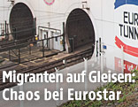 Portal des Eurotunnels