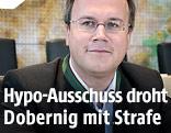 Ehemalige Kärntner Finanzreferent Harald Dobernig (FPÖ/BZÖ/FPK)