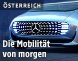 Automodell von Mercedes