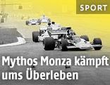 Emerson Fittipaldi in Monza 1972