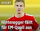 Martin Hinteregger im ÖFB-Teamdress