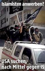 Kämpfer der al Nusra Front