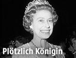 Queen Elizabeth II bei ihrem Silber-Jubiläum