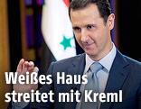 Syrischer Machthaber Bashar al-Assad