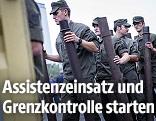 Soldaten des Bundesheers