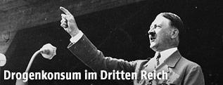 Adolf Hitler im Mai 1937 in Deutschland