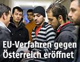 Syrische Asylantragsteller