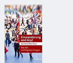 """Buchcover zu """"Einwanderung und Asyl"""""""