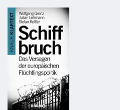 "Buchcover zu ""Schiffbruch"""