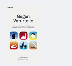 """Buchcover zu """"Gegen Vorurteile"""""""