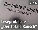 """Cover von """"Der totale Rausch"""" von Norman Ohler"""