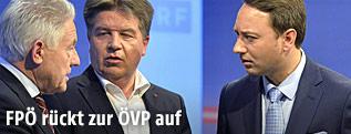 Oberösterreichs Landeshaupmann Josef Pühringer (ÖVP)