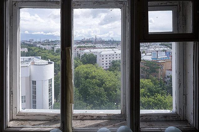 Künstlerische Perspektiven auf russische Industriestädte