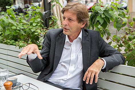 Bezirksvorsteher von Neubau Thomas Blimlinger