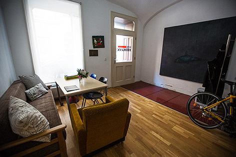 Shared Space Office Büro Hermann in 1070 Wien