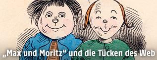Bilderbogen: Max und Moritz (1865)