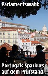 Lissabons Alfama-Viertel