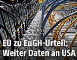 Datenspeicher und Netzwerkkabel