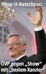 Der ehemalige Bundeskanzler Wolfgang Schüssel
