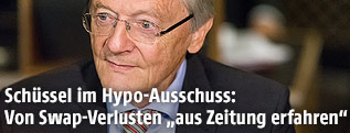 Ex-BK Wolfgang Schüssel