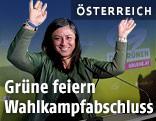 Grüne Spitzenkandidatin Maria Vassilakou