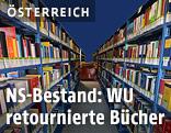 Bibliothek in der WU