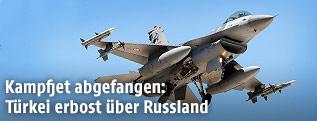 Türkischer Kampfjet