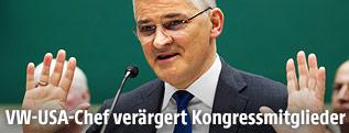 Volkswagen of America CEO Michael Horn