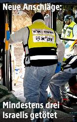Ermittler in attackiertem Bus