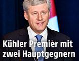 Premier Stephen Harper