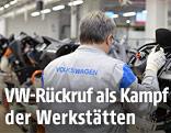 VW-Werkstatt