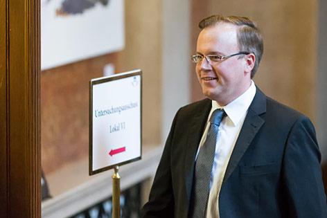 Ehemaliger Kärntner Politiker Harald Dobernig (FPÖ/BZÖ/FPK)
