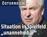 Steirischer Landeshauptmann Hermann Schützenhöfer