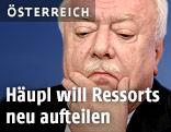 Wiens Bürgermeister Michael Häupl (SPÖ)