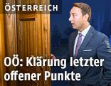 Der oberösterreichische FPÖ-Landesparteiobmann Manfred Haimbuchner