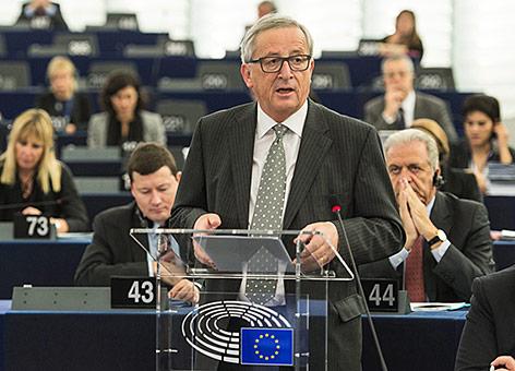 EU-Kommssionspräsident Juncker