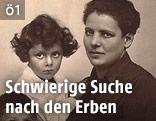 Rosa Glückselig mit ihren Söhnen, 1920er-Jahre