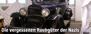 """Fiat 522 C in der Ausstellung """"Inventarnummer 1938"""""""