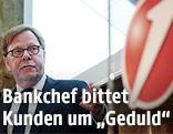 Bank-Austria-Geschäftsführer Willibald Cernko