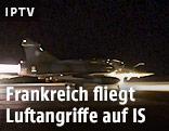 Französchische Kampfflugzeuge