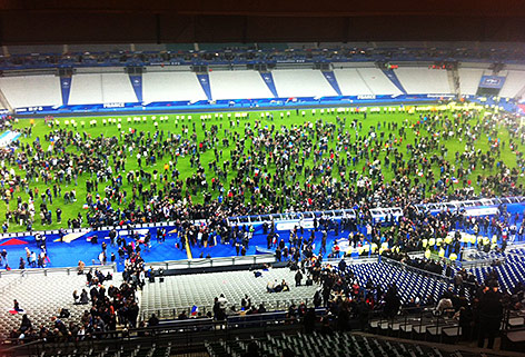 Restaurant Stade De France Saint Denis