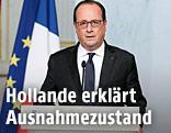 Frankreichs Präsident Francois Hollande