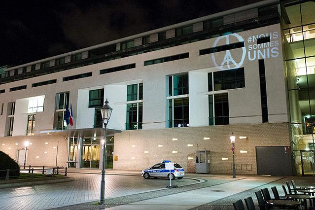 Französische Botschaft in Berlin