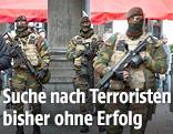 Soldaten in Brüssel
