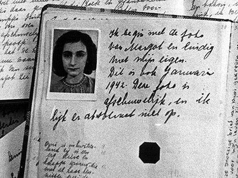 Tagebücher der Anne Frank