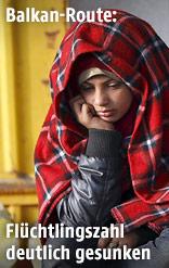 Flüchtling in SLowenien