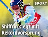 Mikaela Shiffrin (USA) im Aspen-Slalom