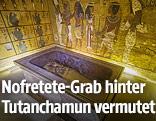 Grabkammer Tutanchamons in Luxor